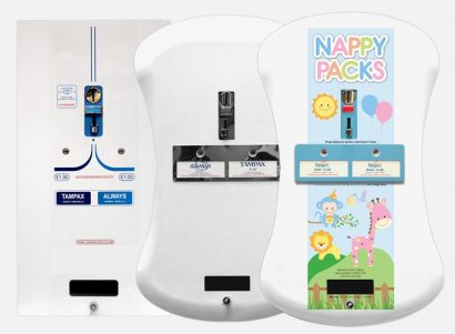 Electronic Vending Machines